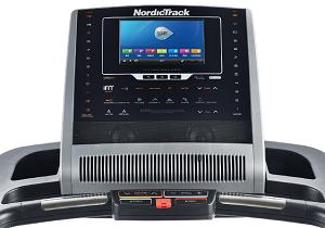 Nordic Track Commercial 2250 Treadmill Console