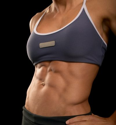 Female Six Pack Abs