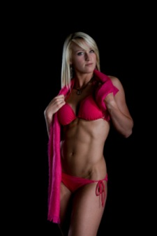 girl abs, women abs