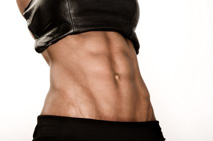 Female Abs, Girl Abs