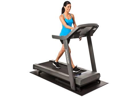 Horizon T101-04 Treadmill