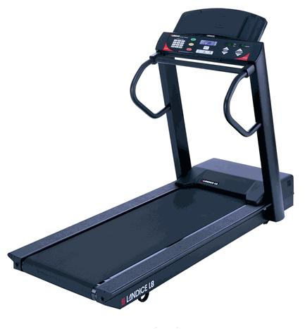 Landice L8 LTD Executive Trainer Treadmill