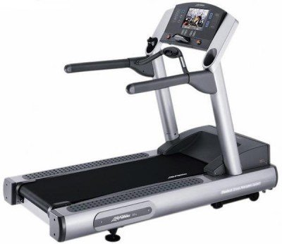 Life Fitness Remanufactured 95Te Treadmill with LCD console