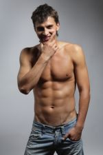 six pack abs, 6 pack abs, male abs