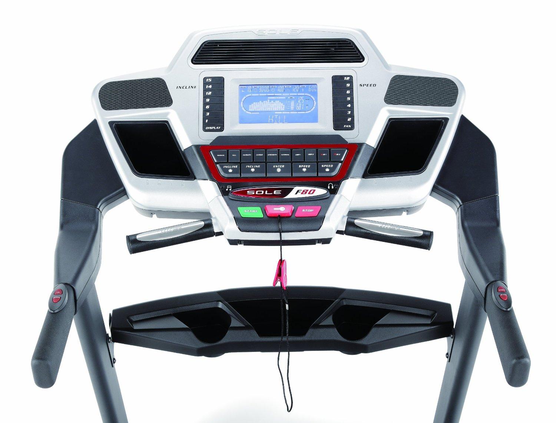 Sole F80 Treadmill Review Sole Fitness Best Treadmill