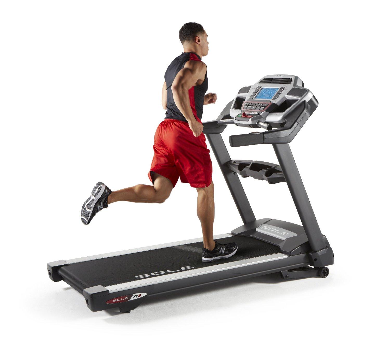 Best Treadmills For Home >> Sole TT8 Treadmill Review