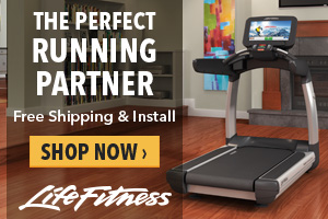 Life Fitness The Perfect Running Partner Free Shipping