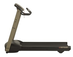 BodyGuard T240S Treadmill Side
