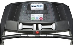 Golds Gym Trainer 410 Treadmill Console