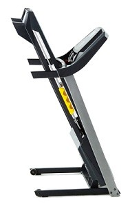 Golds Gym Trainer 410 Treadmill Folded