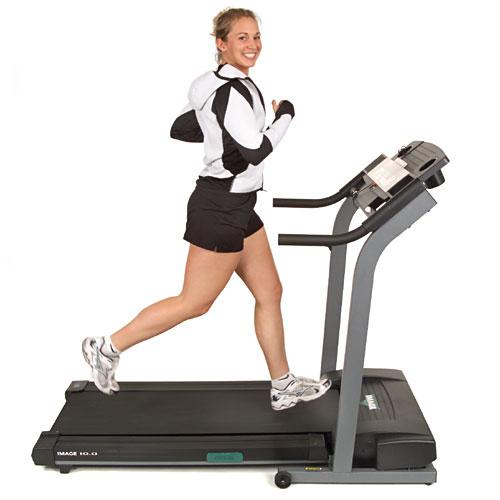 FAT BURNING TREADMILL