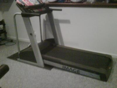 Image 10.4 QL Treadmill