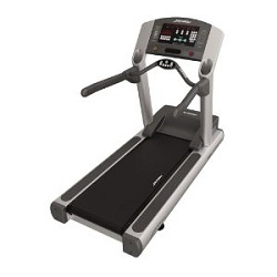 Life Fitness Club Series Treadmill Top View