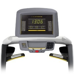 Livestrong Pro1 Treadmill Console