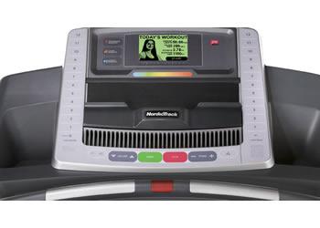 Nordic Track A2750 Pro Treadmill Console