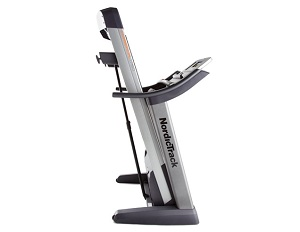 Nordic Track Commercial 1750 Treadmill Folded