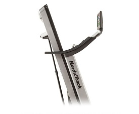 Nordic Track Commercial 2450 Treadmill Folded