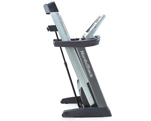 Nordic Track Elite 9500 Pro Treadmill Folded