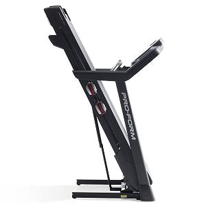 Proform Power 995 I Treadmill Folded