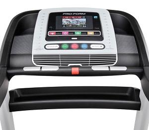 Proform Pro 2500 Treadmill Console