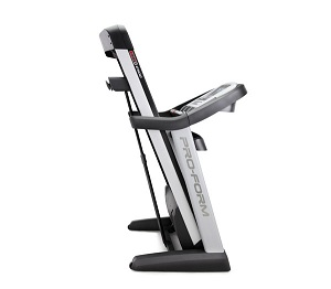 Proform Pro 2500 Treadmill Folded