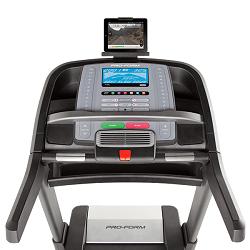 Proform Pro 7000 Treadmill Console