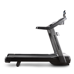 Proform Pro 9000 Treadmill Side