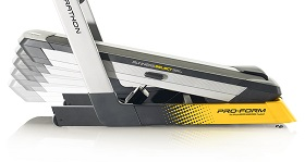 Proform The Official Boston Marathon Treadmill 4.0 Incline