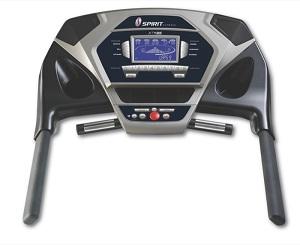 Spirit XT185 Treadmill Console