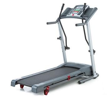 Weslo crosswalk 5 0t treadmill review for Treadmill 2 5 hp motor