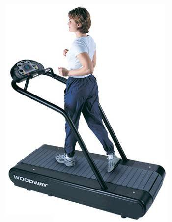 walk pitbull treadmill puppy to on trying