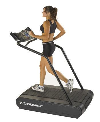 Woodway Wide Path Treadmill