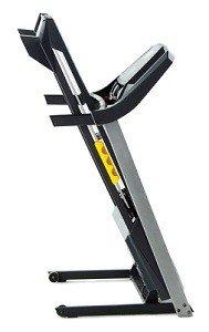 Golds Gym Trainer 410 Treadmill Folded