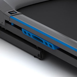 Horizon T101 Treadmill Deck