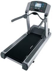 Life Fitness T9e Treadmill