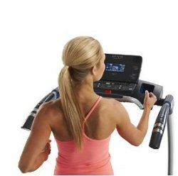 Lifespan TR1200i Treadmill Console