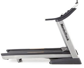 Nordic Track Commercial 2150 Treadmill Side