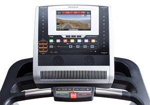 Nordic Track Elite 9700 Pro Treadmill Console