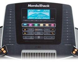 Nordic Track C900 Pro Treadmill Console