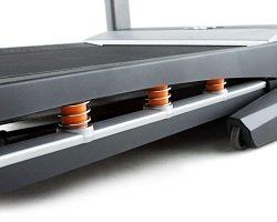 Nordic Track C900 Pro Treadmill Cushioning