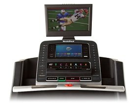 Nordic Track Commercial 2450 Treadmill Console