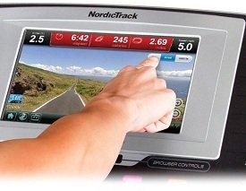 Nordic Track X11i Incline Trainer Console