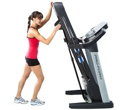 Proform Power 995 Treadmill Folded