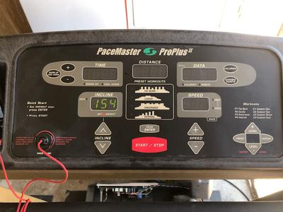 info about the Treadmill