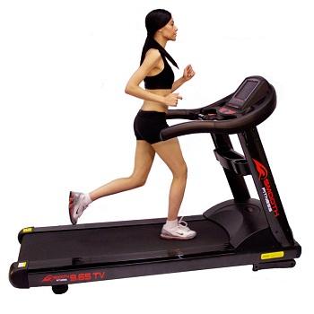 Smooth 9.65TV Treadmill