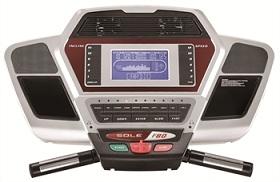 Sole F80 Treadmill Console