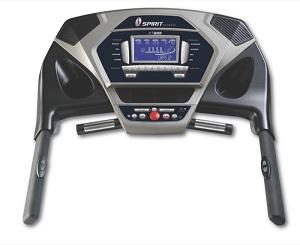Spirit XT285 Treadmill Console