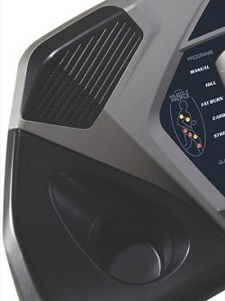 Spirit XT285 Treadmill Speakers