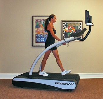 Woodway Desmo H Treadmill